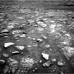 Nasa's Mars rover Curiosity acquired this image using its Left Navigation Camera on Sol 2958, at drive 150, site number 84