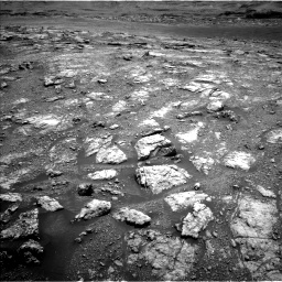 Nasa's Mars rover Curiosity acquired this image using its Left Navigation Camera on Sol 2958, at drive 168, site number 84