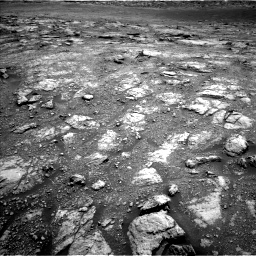 Nasa's Mars rover Curiosity acquired this image using its Left Navigation Camera on Sol 2958, at drive 180, site number 84