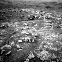 Nasa's Mars rover Curiosity acquired this image using its Left Navigation Camera on Sol 2958, at drive 204, site number 84