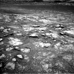 Nasa's Mars rover Curiosity acquired this image using its Left Navigation Camera on Sol 2958, at drive 246, site number 84