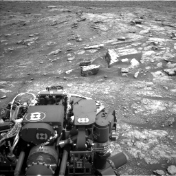 Nasa's Mars rover Curiosity acquired this image using its Left Navigation Camera on Sol 2958, at drive 258, site number 84