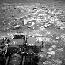 Nasa's Mars rover Curiosity acquired this image using its Left Navigation Camera on Sol 2958, at drive 264, site number 84