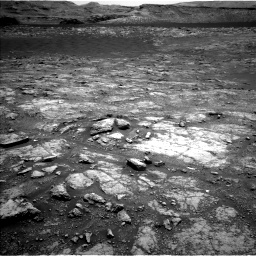 Nasa's Mars rover Curiosity acquired this image using its Left Navigation Camera on Sol 2958, at drive 270, site number 84