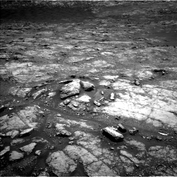 Nasa's Mars rover Curiosity acquired this image using its Left Navigation Camera on Sol 2958, at drive 288, site number 84