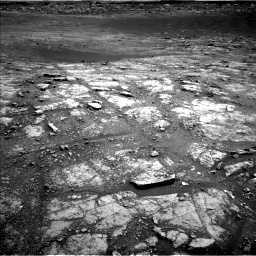 Nasa's Mars rover Curiosity acquired this image using its Left Navigation Camera on Sol 2958, at drive 300, site number 84