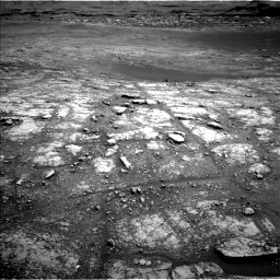 Nasa's Mars rover Curiosity acquired this image using its Left Navigation Camera on Sol 2958, at drive 306, site number 84