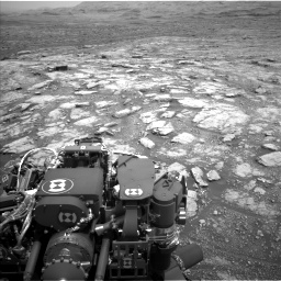 Nasa's Mars rover Curiosity acquired this image using its Left Navigation Camera on Sol 2958, at drive 318, site number 84