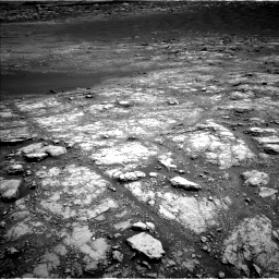 Nasa's Mars rover Curiosity acquired this image using its Left Navigation Camera on Sol 2958, at drive 342, site number 84