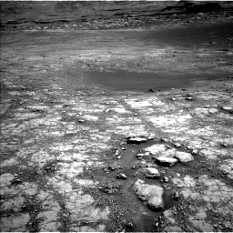 Nasa's Mars rover Curiosity acquired this image using its Left Navigation Camera on Sol 2958, at drive 354, site number 84