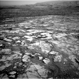 Nasa's Mars rover Curiosity acquired this image using its Left Navigation Camera on Sol 2958, at drive 390, site number 84