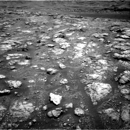 Nasa's Mars rover Curiosity acquired this image using its Right Navigation Camera on Sol 2958, at drive 150, site number 84