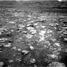 Nasa's Mars rover Curiosity acquired this image using its Right Navigation Camera on Sol 2958, at drive 156, site number 84