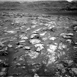 Nasa's Mars rover Curiosity acquired this image using its Right Navigation Camera on Sol 2958, at drive 162, site number 84