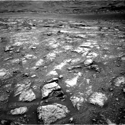 Nasa's Mars rover Curiosity acquired this image using its Right Navigation Camera on Sol 2958, at drive 174, site number 84