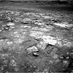 Nasa's Mars rover Curiosity acquired this image using its Right Navigation Camera on Sol 2958, at drive 210, site number 84