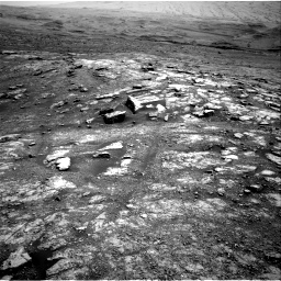 Nasa's Mars rover Curiosity acquired this image using its Right Navigation Camera on Sol 2958, at drive 222, site number 84