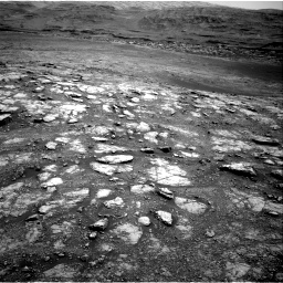 Nasa's Mars rover Curiosity acquired this image using its Right Navigation Camera on Sol 2958, at drive 234, site number 84