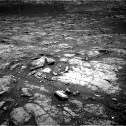 Nasa's Mars rover Curiosity acquired this image using its Right Navigation Camera on Sol 2958, at drive 288, site number 84