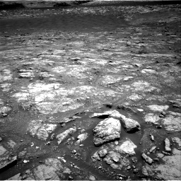 Nasa's Mars rover Curiosity acquired this image using its Right Navigation Camera on Sol 2958, at drive 306, site number 84