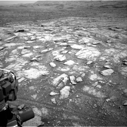 Nasa's Mars rover Curiosity acquired this image using its Right Navigation Camera on Sol 2958, at drive 318, site number 84