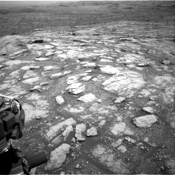 Nasa's Mars rover Curiosity acquired this image using its Right Navigation Camera on Sol 2958, at drive 330, site number 84