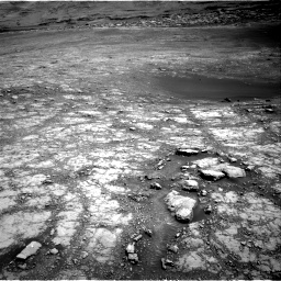 Nasa's Mars rover Curiosity acquired this image using its Right Navigation Camera on Sol 2958, at drive 348, site number 84