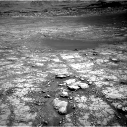 Nasa's Mars rover Curiosity acquired this image using its Right Navigation Camera on Sol 2958, at drive 354, site number 84