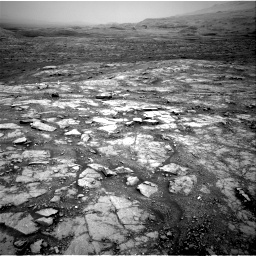 Nasa's Mars rover Curiosity acquired this image using its Right Navigation Camera on Sol 2958, at drive 384, site number 84