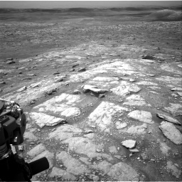 Nasa's Mars rover Curiosity acquired this image using its Right Navigation Camera on Sol 2958, at drive 414, site number 84