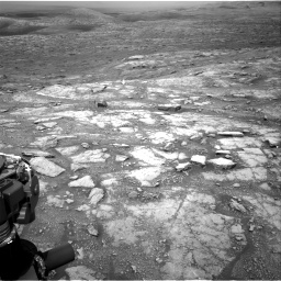 Nasa's Mars rover Curiosity acquired this image using its Right Navigation Camera on Sol 2958, at drive 420, site number 84