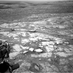 Nasa's Mars rover Curiosity acquired this image using its Right Navigation Camera on Sol 2958, at drive 426, site number 84