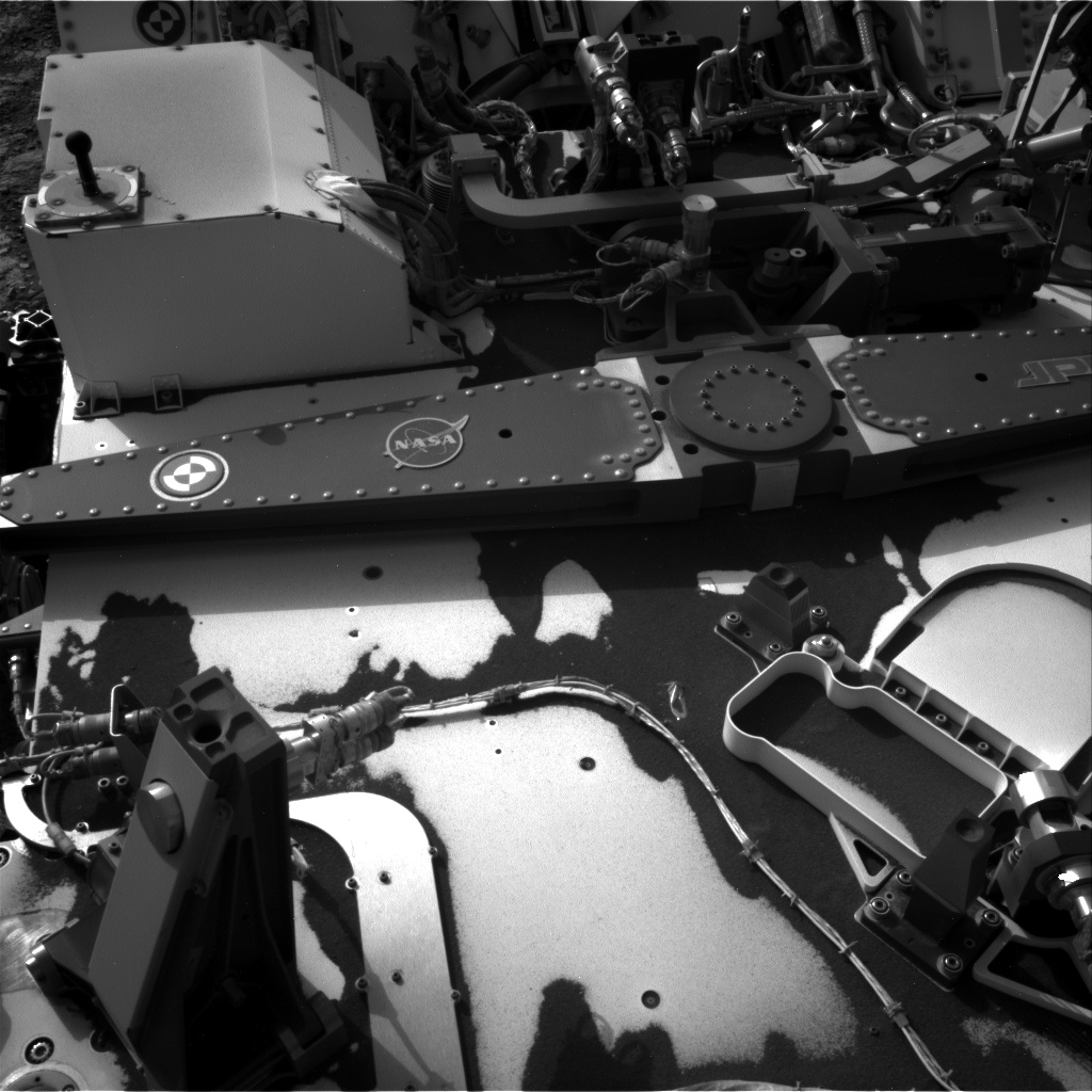 Nasa's Mars rover Curiosity acquired this image using its Right Navigation Camera on Sol 2958, at drive 444, site number 84