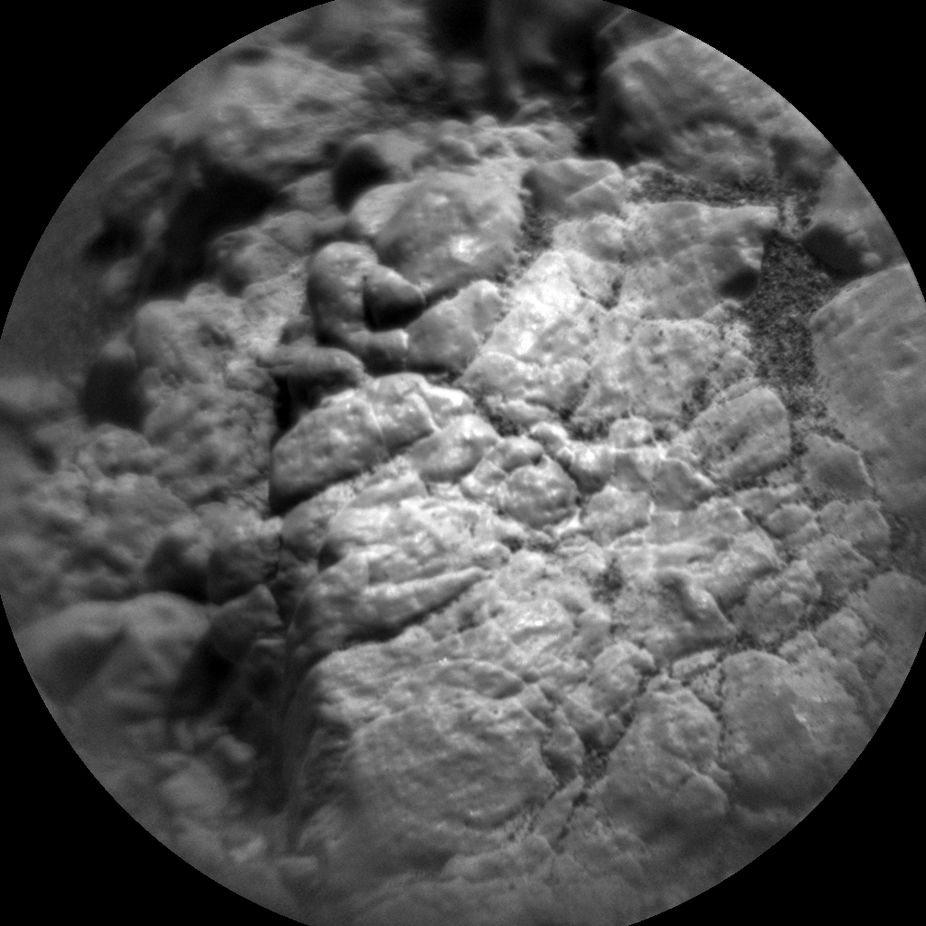Nasa's Mars rover Curiosity acquired this image using its Chemistry & Camera (ChemCam) on Sol 2958, at drive 0, site number 84