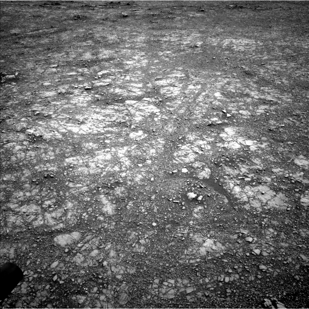 Nasa's Mars rover Curiosity acquired this image using its Left Navigation Camera on Sol 2959, at drive 528, site number 84
