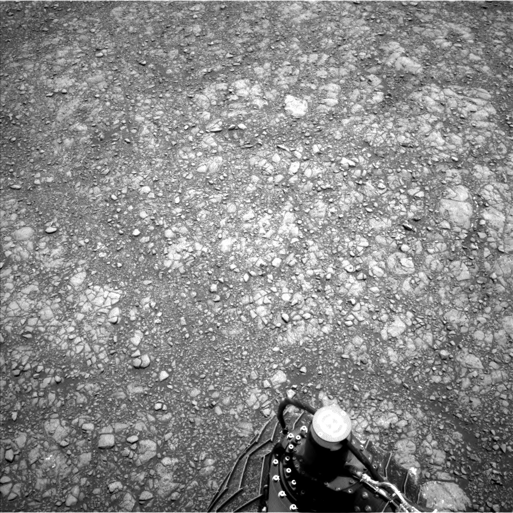 Nasa's Mars rover Curiosity acquired this image using its Left Navigation Camera on Sol 2959, at drive 540, site number 84