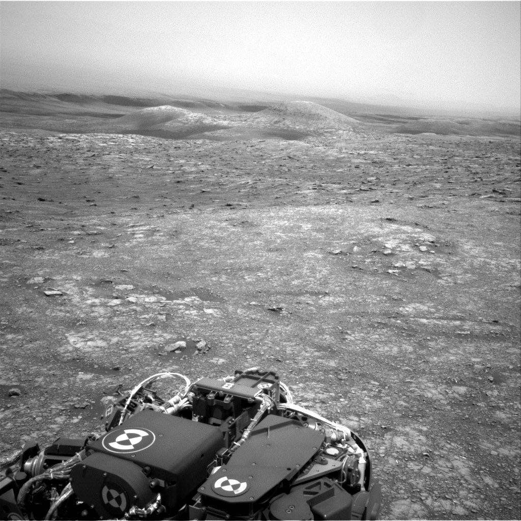 Nasa's Mars rover Curiosity acquired this image using its Right Navigation Camera on Sol 2959, at drive 540, site number 84