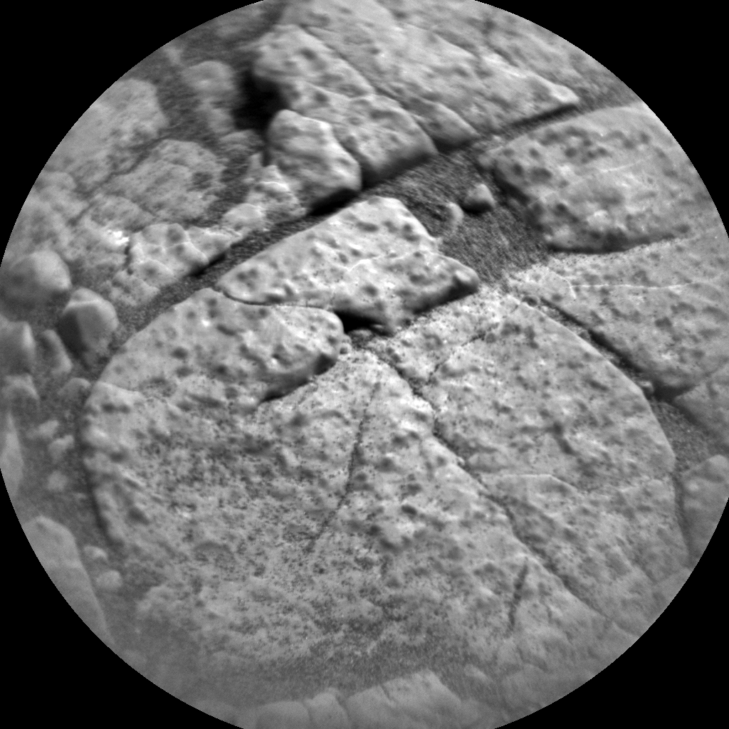 Nasa's Mars rover Curiosity acquired this image using its Chemistry & Camera (ChemCam) on Sol 2959, at drive 540, site number 84