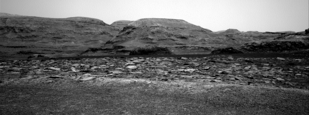 Nasa's Mars rover Curiosity acquired this image using its Right Navigation Camera on Sol 2960, at drive 540, site number 84