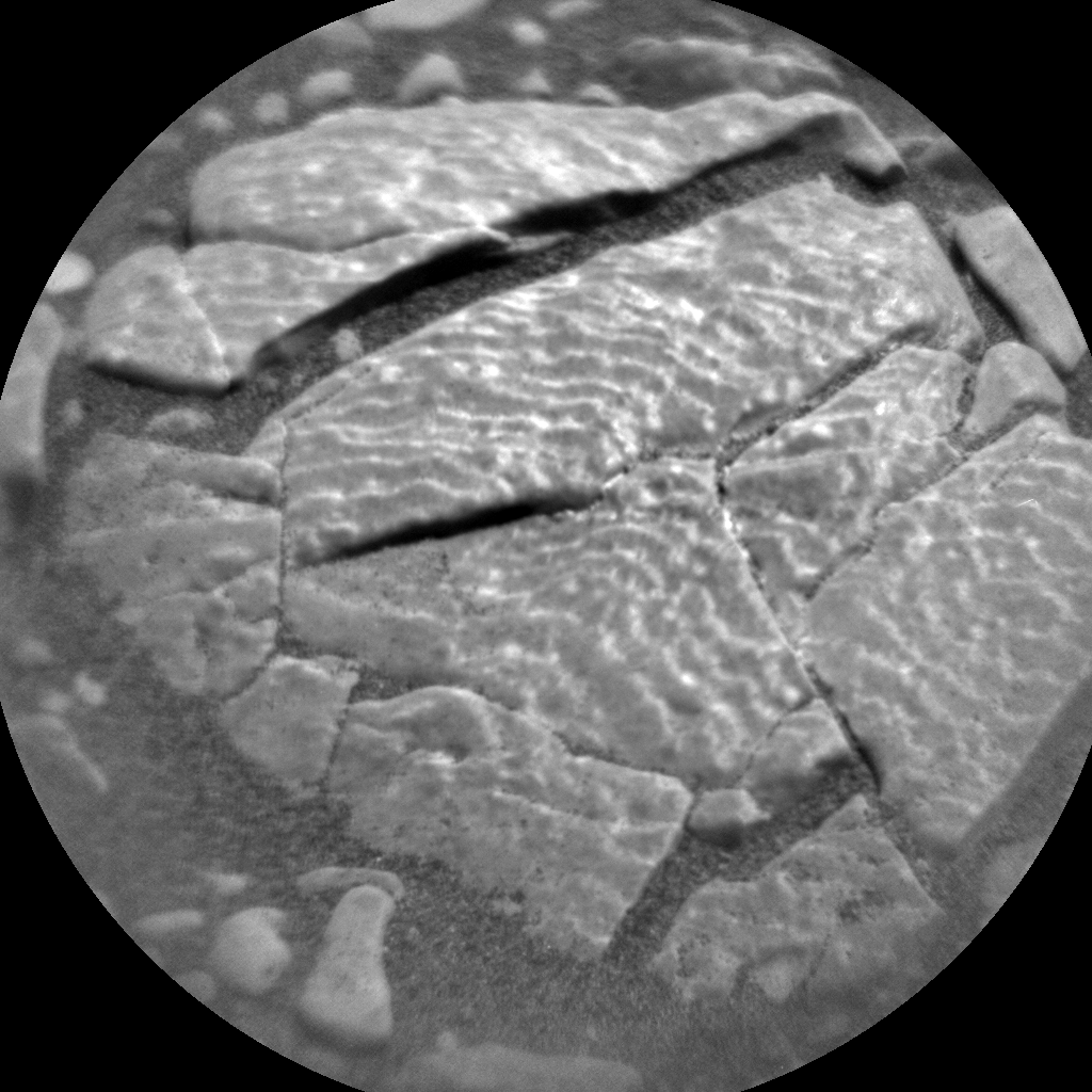 Nasa's Mars rover Curiosity acquired this image using its Chemistry & Camera (ChemCam) on Sol 2960, at drive 540, site number 84
