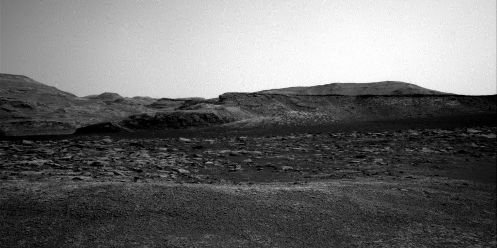 Nasa's Mars rover Curiosity acquired this image using its Right Navigation Camera on Sol 2961, at drive 540, site number 84