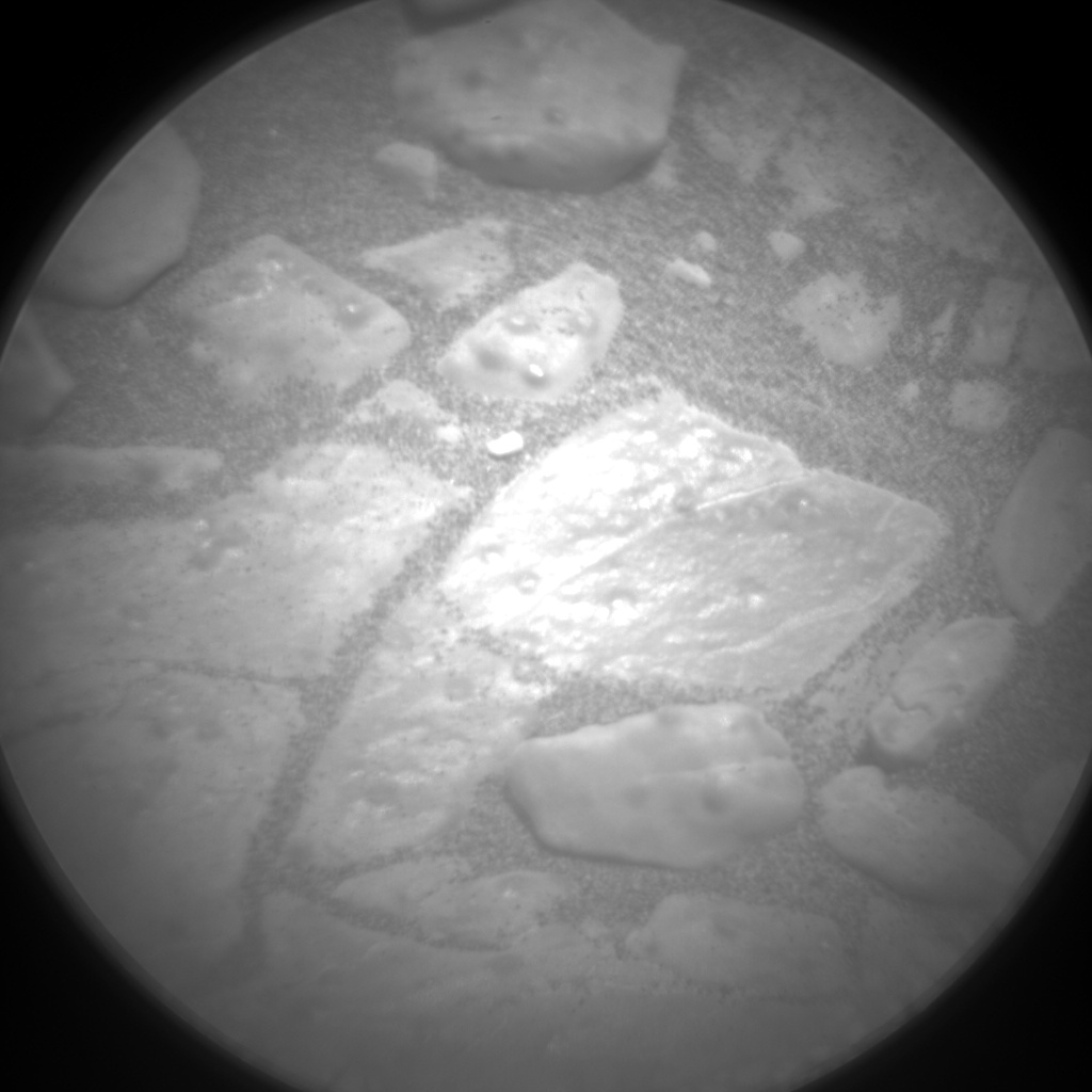 Nasa's Mars rover Curiosity acquired this image using its Chemistry & Camera (ChemCam) on Sol 2962, at drive 540, site number 84