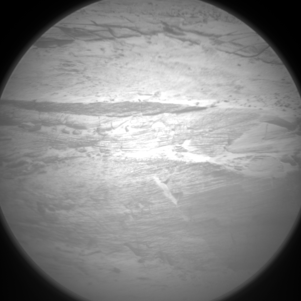 Nasa's Mars rover Curiosity acquired this image using its Chemistry & Camera (ChemCam) on Sol 2964, at drive 540, site number 84