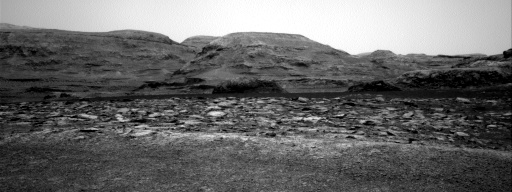 Nasa's Mars rover Curiosity acquired this image using its Right Navigation Camera on Sol 2964, at drive 540, site number 84