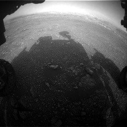 Nasa's Mars rover Curiosity acquired this image using its Front Hazard Avoidance Camera (Front Hazcam) on Sol 2965, at drive 880, site number 84