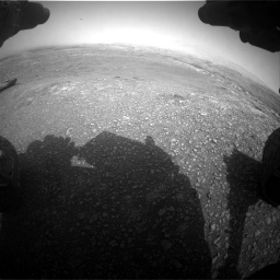 Nasa's Mars rover Curiosity acquired this image using its Front Hazard Avoidance Camera (Front Hazcam) on Sol 2965, at drive 816, site number 84