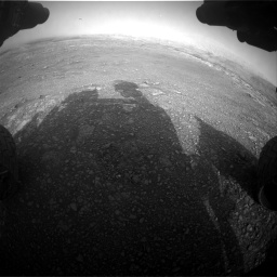 Nasa's Mars rover Curiosity acquired this image using its Front Hazard Avoidance Camera (Front Hazcam) on Sol 2965, at drive 862, site number 84