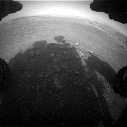 Nasa's Mars rover Curiosity acquired this image using its Front Hazard Avoidance Camera (Front Hazcam) on Sol 2965, at drive 868, site number 84