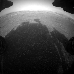 Nasa's Mars rover Curiosity acquired this image using its Front Hazard Avoidance Camera (Front Hazcam) on Sol 2965, at drive 928, site number 84