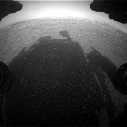 Nasa's Mars rover Curiosity acquired this image using its Front Hazard Avoidance Camera (Front Hazcam) on Sol 2965, at drive 940, site number 84